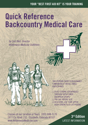 Backcountry Medical Care [4th edition]