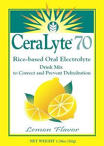 Cera Electrolyte 50g packet