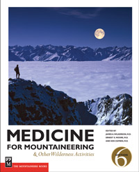 Medicine for Mountaineering 6th edition