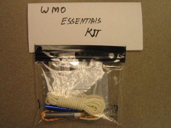 Survival / Essentials Kit w/Belt Case