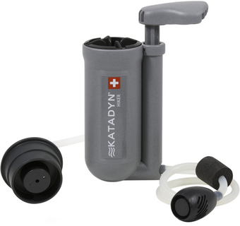 Katadyn Hiker water filter
