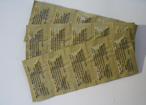 Katadyn Micropur 10 tablets
