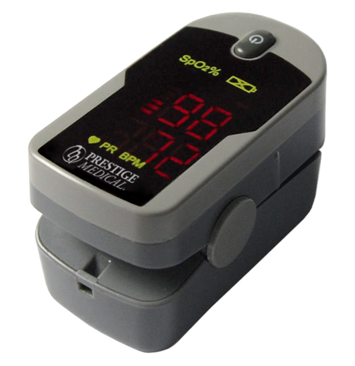 Pulse Oximeter - Grey
