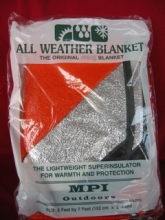 All-Weather Original Space blanket