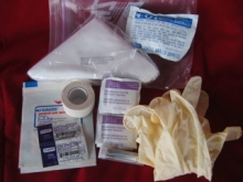 WMO Basic First aid kit