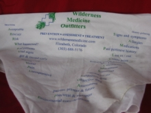 Heavy Duty Cloth Triangle w/ Instructions